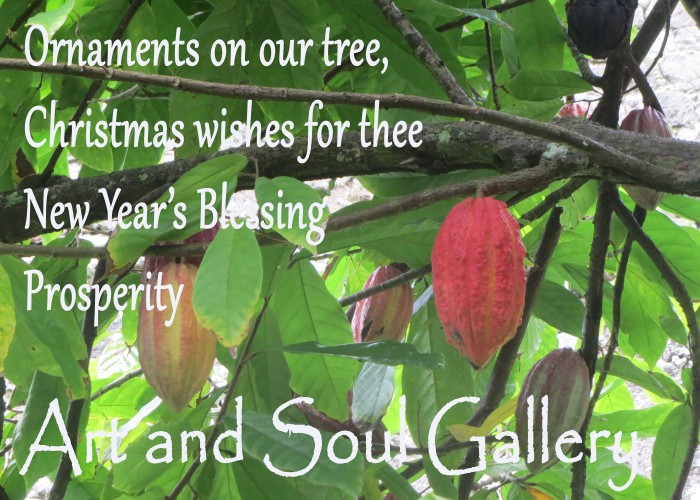 Christmas Greetings to you 2013