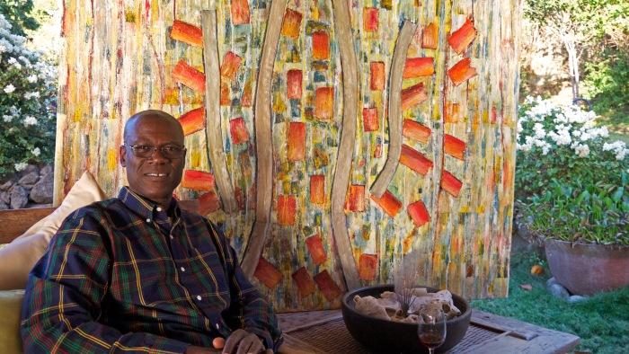 Grenada Biennale - Oliver Benoit