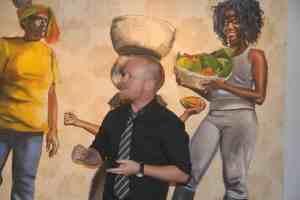 Asher Mains, Artist.